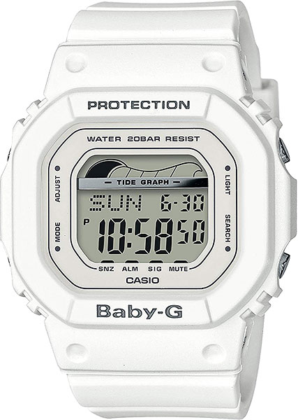 Женские часы Casio BLX-560-7E все цены