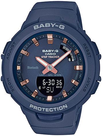 Женские часы Casio BSA-B100-2A