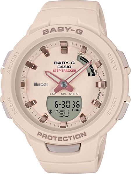 Женские часы Casio BSA-B100-4A1