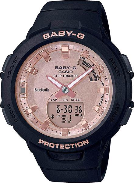 Женские часы Casio BSA-B100MF-1A