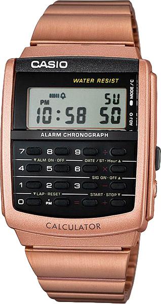 Мужские часы Casio CA-506C-5A casio ca 506c 5a