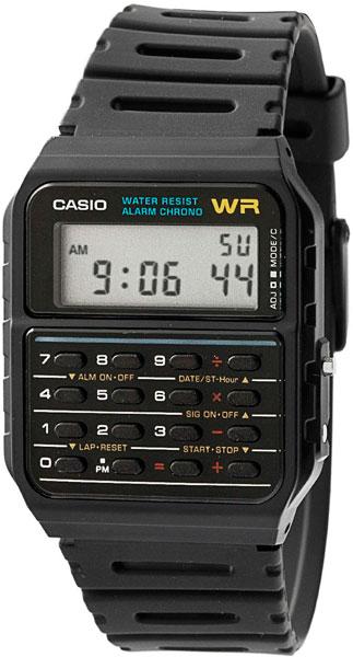 цена на Мужские часы Casio CA-53W-1