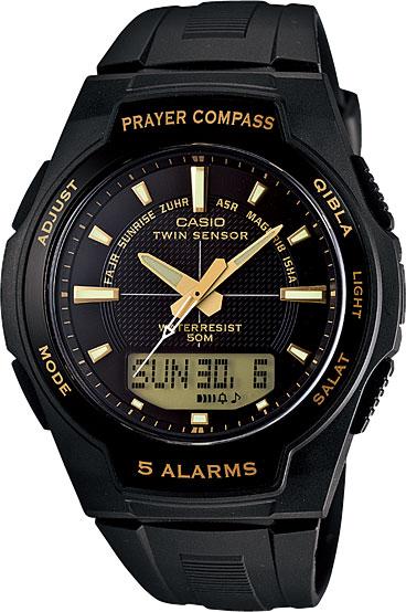 Мужские часы Casio CPW-500H-1A casio cpw 500h 9a