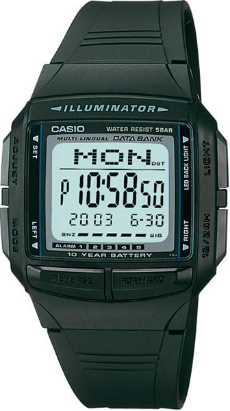 Мужские часы Casio DB-36-1