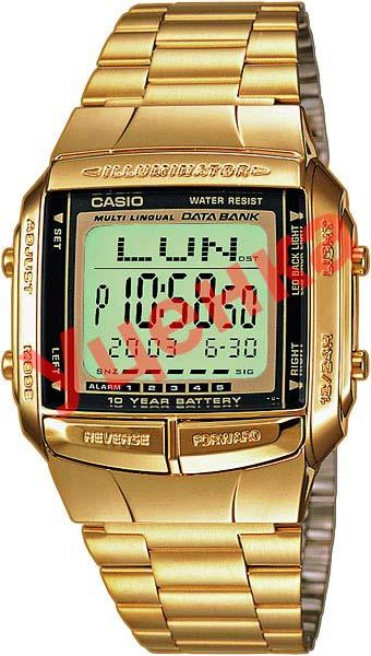 Мужские часы Casio DB-360GN-9A-ucenka все цены