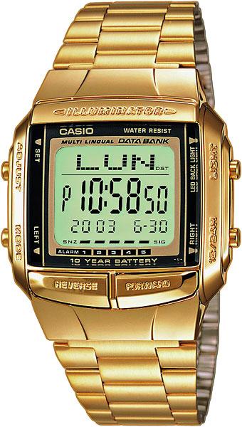 Мужские часы Casio DB-360GN-9A все цены