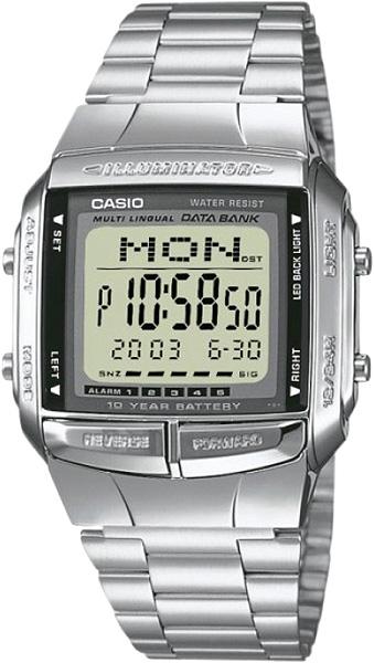 Мужские часы Casio DB-360N-1 цена и фото
