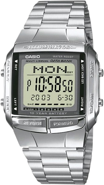 Мужские часы Casio DB-360N-1