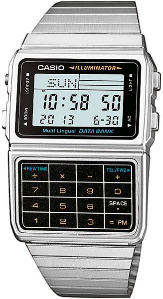 Мужские часы Casio DBC-611E-1E часы наручные casio часы casio dbc 611e 1e