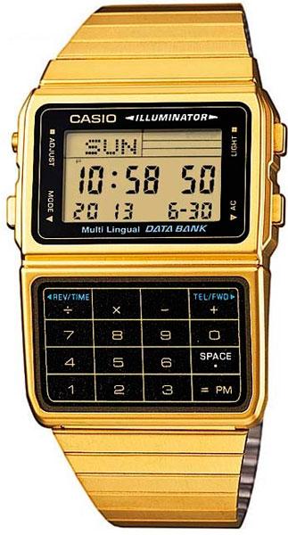 Мужские часы Casio DBC-611GE-1E casio dbc 611ge 1e