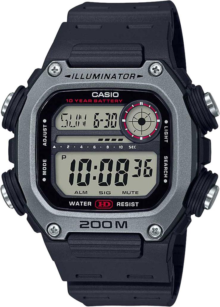 Мужские часы Casio DW-291H-1AVEF