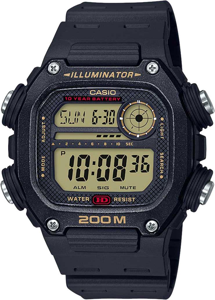 Мужские часы Casio DW-291H-9AVEF