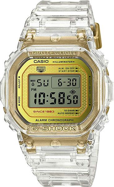 Мужские часы Casio DW-5035E-7E мужские часы casio dw 5600pgw 7e
