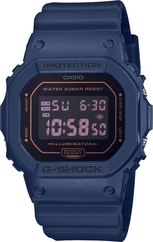 Мужские часы Casio DW-5600BBM-2ER все цены