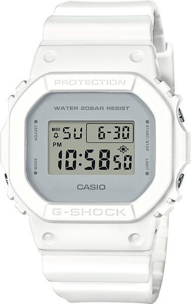Мужские часы Casio DW-5600CU-7E все цены