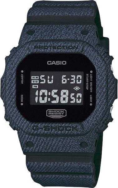 Мужские часы Casio DW-5600DC-1E часы casio dw 6900bb 1e черный