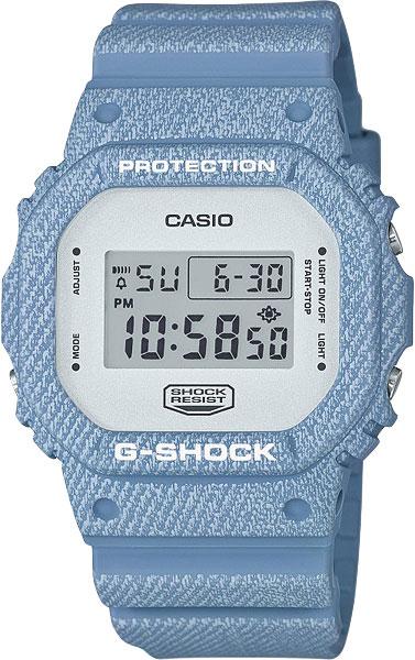 цена Мужские часы Casio DW-5600DC-2E онлайн в 2017 году
