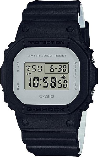 Мужские часы Casio DW-5600LCU-1E часы casio dw 6900bb 1e черный