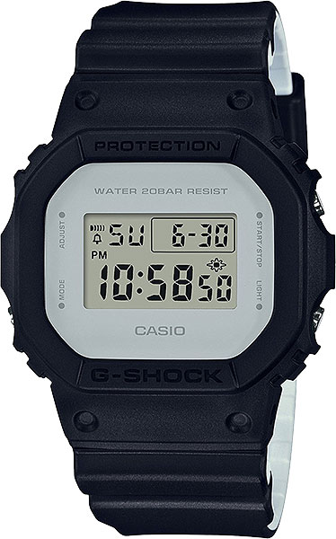 Мужские часы Casio DW-5600LCU-1E casio часы casio dw 5600lcu 1e коллекция g shock