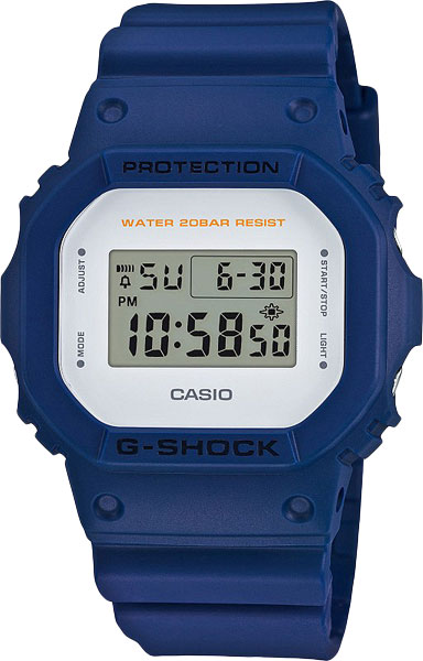 Мужские часы Casio DW-5600M-2E casio dw 5600m 8e