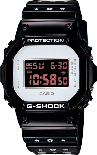 Мужские часы Casio DW-5600MT-1E часы g shock dw 5600hr 1e casio