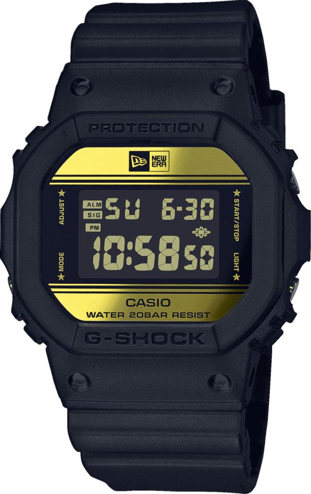 Мужские часы Casio DW-5600NE-1E цена и фото