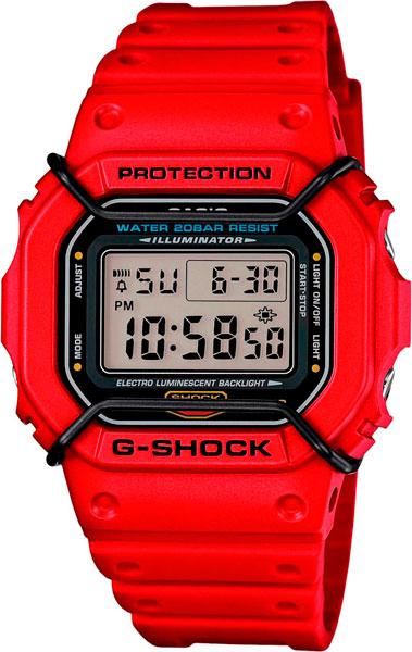 Мужские часы Casio DW-5600P-4E
