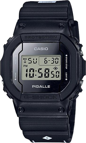 Мужские часы Casio DW-5600PGB-1E casio часы casio dw 6900bbn 1e коллекция g shock
