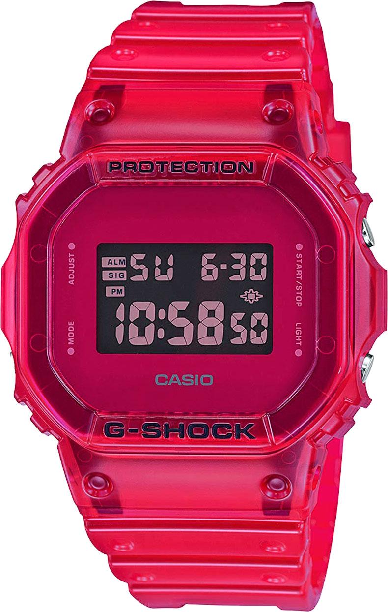 Мужские часы Casio DW-5600SB-4ER