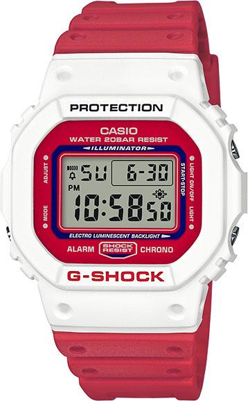 лучшая цена Мужские часы Casio DW-5600TB-4A
