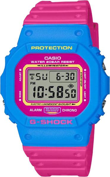 где купить Мужские часы Casio DW-5600TB-4B по лучшей цене