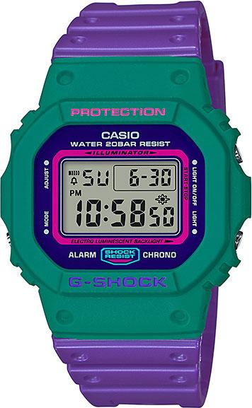 где купить Мужские часы Casio DW-5600TB-6E по лучшей цене