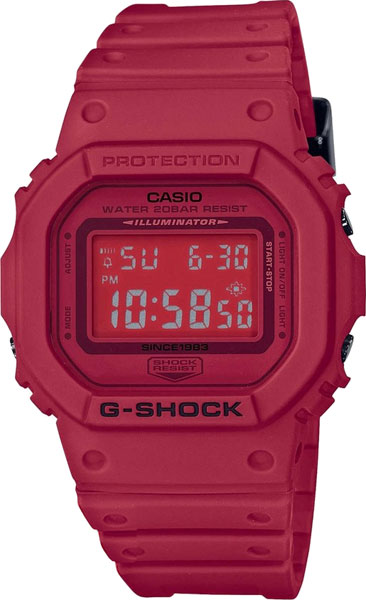 Мужские часы Casio DW-5635C-4E abnormal psychology 4e