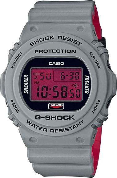 лучшая цена Мужские часы Casio DW-5700SF-1E