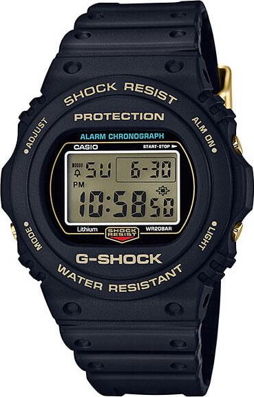 Мужские часы Casio DW-5735D-1B мужские часы casio dw 6900zb 2e