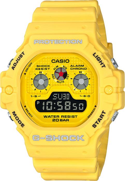 Мужские часы Casio DW-5900RS-9ER все цены
