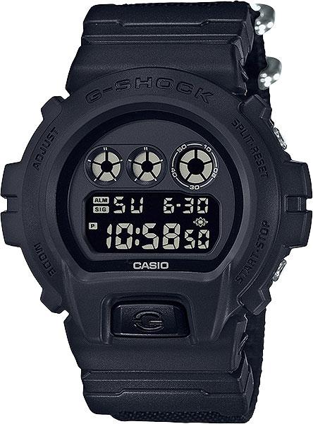 Мужские часы Casio DW-6900BBN-1E casio prw 3500 1e