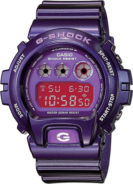 Мужские часы Casio DW-6900CC-6D все цены