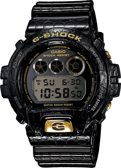 Мужские часы Casio DW-6900CR-1E casio prw 6000y 1e