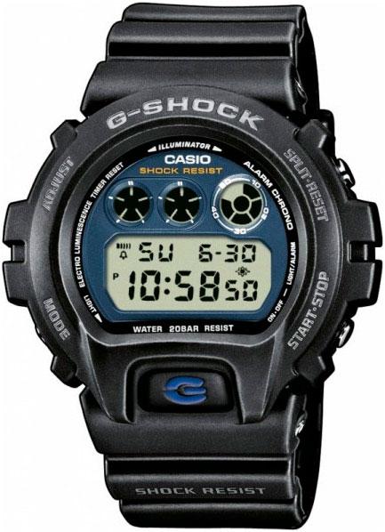 Мужские часы Casio DW-6900E-1E casio dw 5600tb 1e
