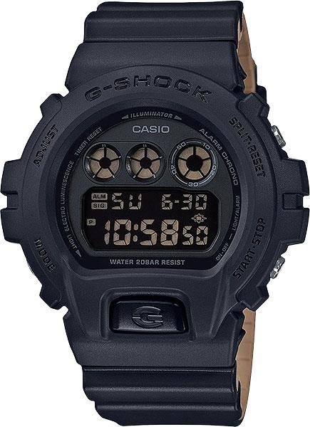 Мужские часы Casio DW-6900LU-1E часы casio dw 6900bb 1e черный