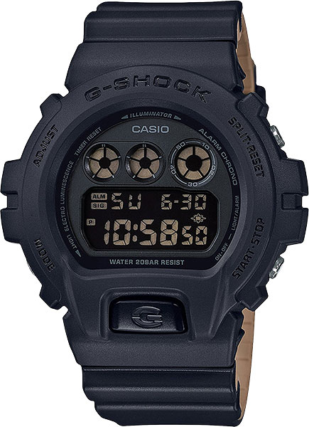 Мужские часы Casio DW-6900LU-1E мужские часы casio dw 6900zb 2e