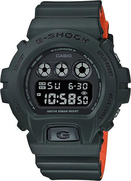 Мужские часы Casio DW-6900LU-3E все цены