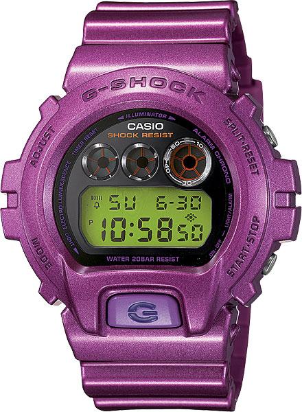 Мужские часы Casio DW-6900NB-4E