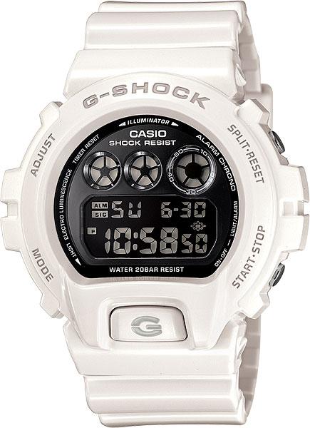 Мужские часы Casio DW-6900NB-7E