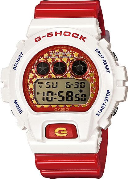 Мужские часы Casio DW-6900SC-7E