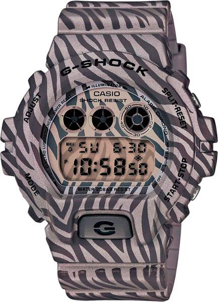 Мужские часы Casio DW-6900ZB-8E мужские часы casio dw 6900zb 9e