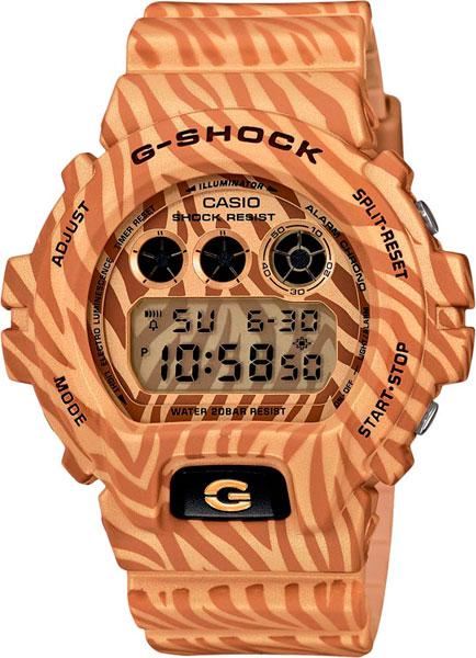 Мужские часы Casio DW-6900ZB-9E casio dw 290 1