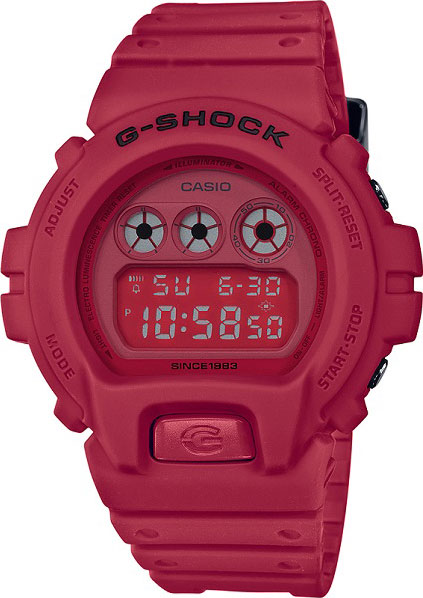 Мужские часы Casio DW-6935C-4E цена и фото