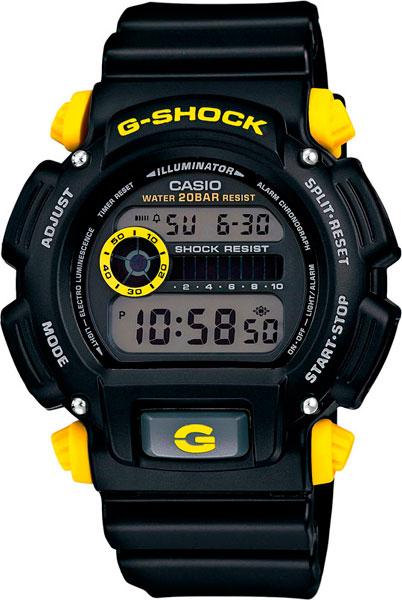 Мужские часы Casio DW-9052-1C9